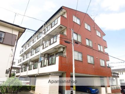 神奈川県相模原市中央区、淵野辺駅徒歩24分の築23年 4階建の賃貸マンション