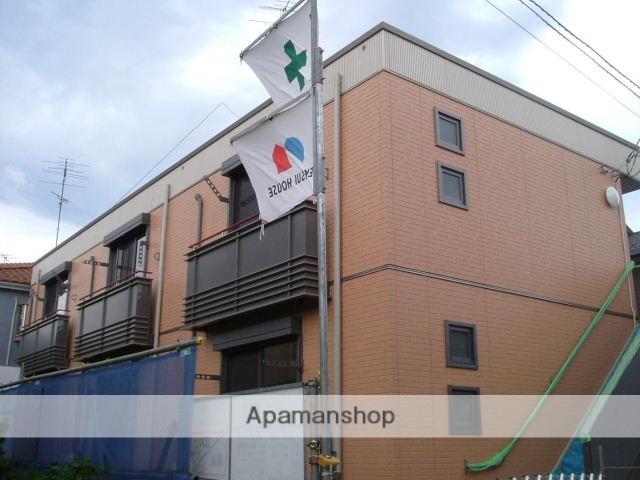 神奈川県相模原市中央区、淵野辺駅徒歩20分の築13年 2階建の賃貸アパート
