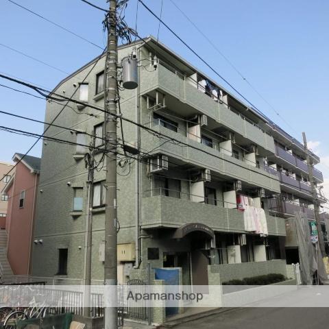 神奈川県相模原市中央区、淵野辺駅徒歩3分の築26年 4階建の賃貸マンション