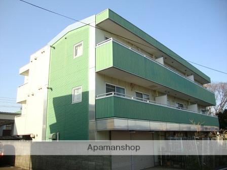神奈川県相模原市中央区、淵野辺駅バス7分相生3下車後徒歩1分の築30年 3階建の賃貸マンション
