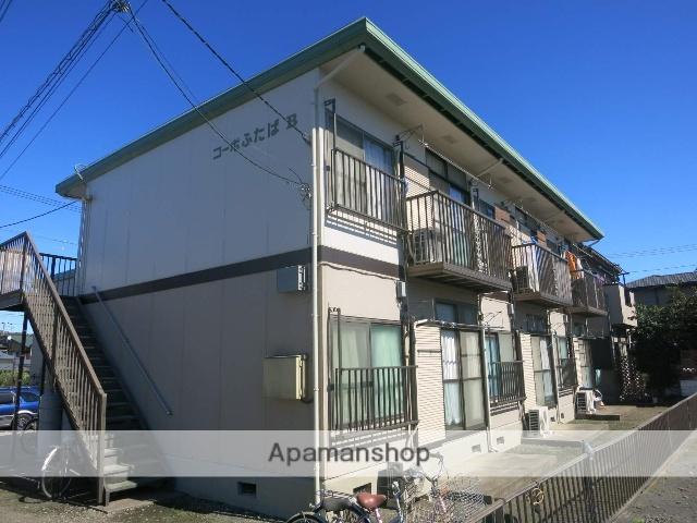 神奈川県相模原市中央区、淵野辺駅徒歩28分の築33年 2階建の賃貸アパート