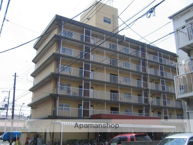 神奈川県相模原市中央区、淵野辺駅徒歩15分の築28年 6階建の賃貸マンション