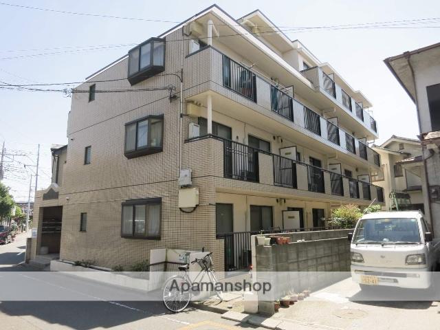 神奈川県相模原市中央区、淵野辺駅徒歩15分の築33年 4階建の賃貸マンション