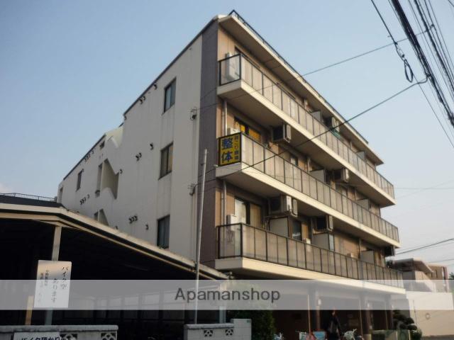 神奈川県相模原市中央区、淵野辺駅徒歩2分の築24年 5階建の賃貸マンション