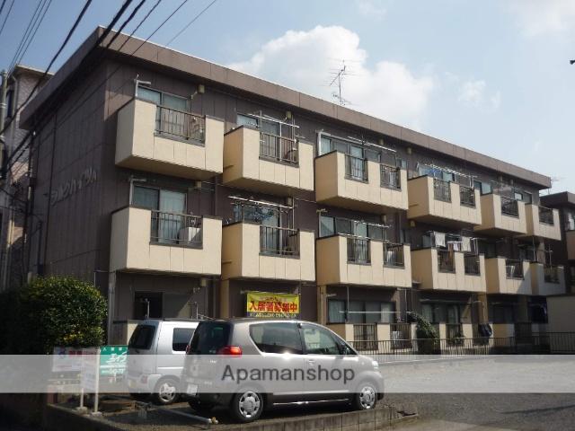 神奈川県相模原市中央区、古淵駅徒歩30分の築30年 3階建の賃貸マンション