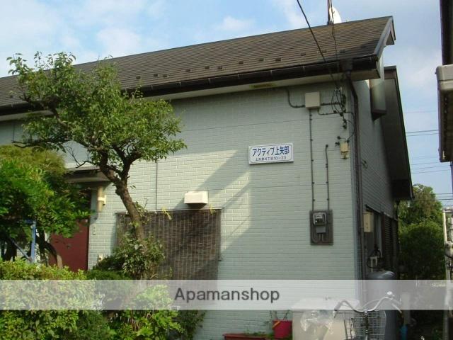神奈川県相模原市中央区、淵野辺駅徒歩16分の築23年 1階建の賃貸アパート