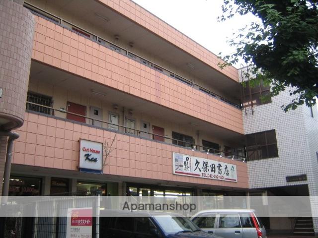神奈川県相模原市中央区、矢部駅徒歩18分の築30年 3階建の賃貸マンション