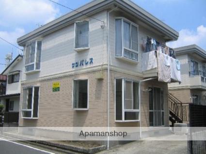 神奈川県相模原市中央区、淵野辺駅バス8分千代田下車後徒歩2分の築27年 2階建の賃貸アパート