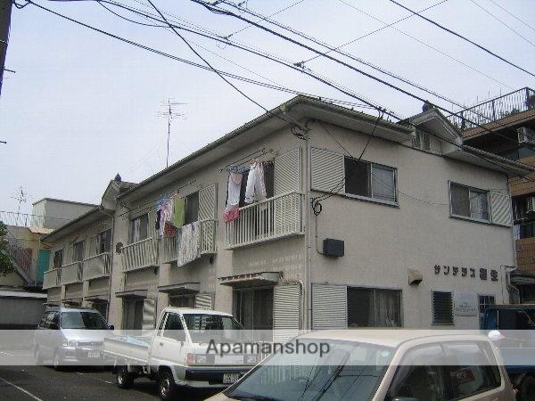神奈川県相模原市中央区、淵野辺駅徒歩15分の築30年 2階建の賃貸アパート
