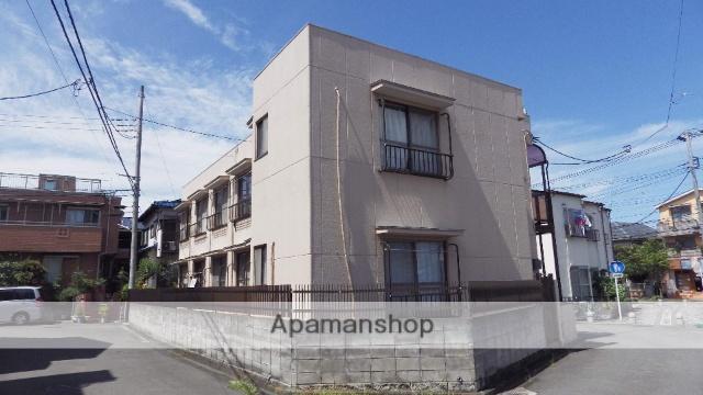 神奈川県相模原市南区、町田駅徒歩8分の築32年 2階建の賃貸アパート