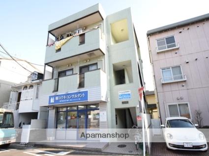 神奈川県大和市、南林間駅徒歩12分の築28年 3階建の賃貸マンション