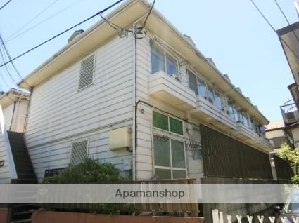 神奈川県大和市、南町田駅徒歩18分の築29年 2階建の賃貸アパート