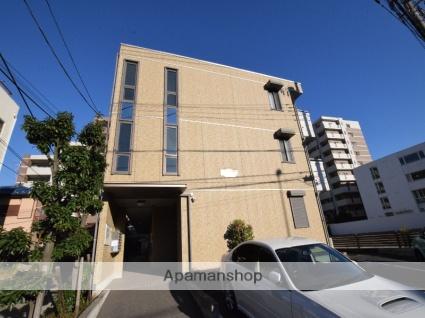 東京都町田市、すずかけ台駅徒歩15分の築12年 3階建の賃貸アパート