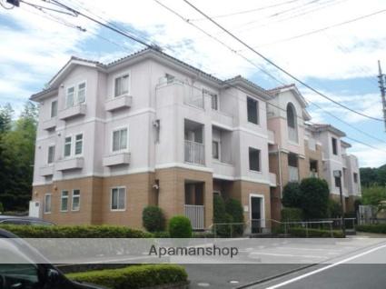 東京都町田市、柿生駅徒歩20分の築19年 3階建の賃貸アパート