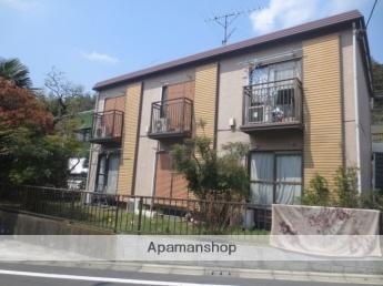 東京都町田市、新百合ヶ丘駅後徒歩37分の築30年 2階建の賃貸アパート