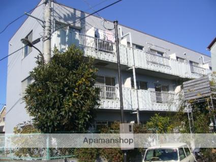 東京都町田市、柿生駅徒歩17分の築30年 3階建の賃貸マンション