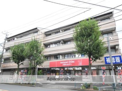 東京都町田市、柿生駅徒歩23分の築22年 4階建の賃貸マンション