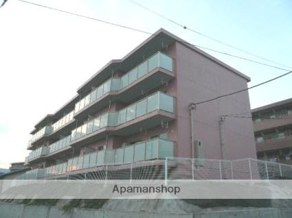 神奈川県横浜市青葉区、藤が丘駅徒歩6分の築34年 3階建の賃貸マンション