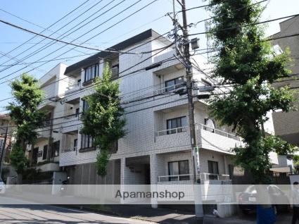 神奈川県横浜市青葉区、十日市場駅徒歩23分の築29年 4階建の賃貸マンション
