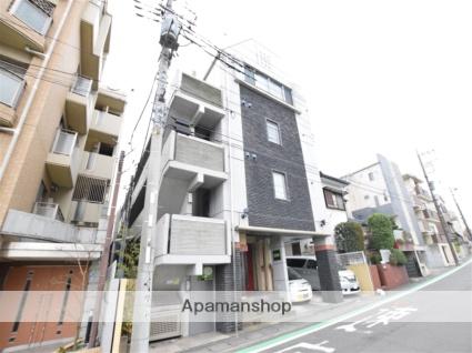 神奈川県横浜市青葉区、藤が丘駅徒歩21分の築13年 4階建の賃貸マンション