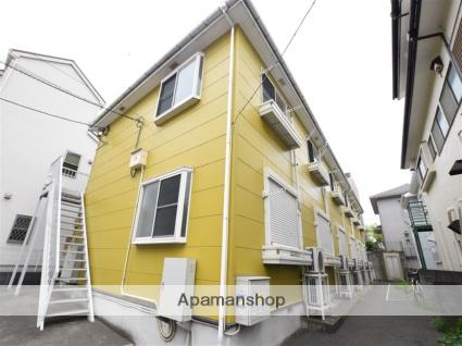 神奈川県横浜市緑区、十日市場駅徒歩6分の築12年 2階建の賃貸アパート