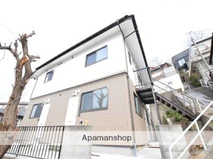 神奈川県川崎市麻生区、鶴川駅徒歩12分の新築 2階建の賃貸アパート