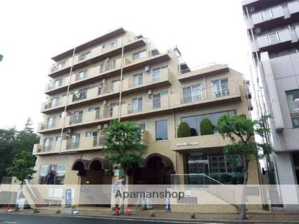 神奈川県横浜市青葉区、市が尾駅徒歩2分の築34年 6階建の賃貸マンション