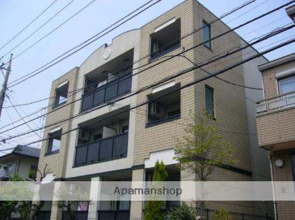東京都町田市、成瀬駅徒歩5分の築15年 3階建の賃貸マンション