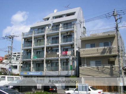 東京都町田市、成瀬駅徒歩1分の築25年 6階建の賃貸マンション