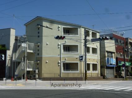 神奈川県大和市、つきみ野駅徒歩3分の築15年 5階建の賃貸マンション