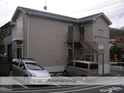 神奈川県横浜市青葉区、藤が丘駅徒歩8分の築15年 2階建の賃貸アパート