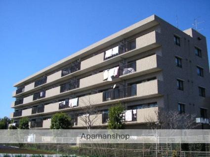東京都町田市、南町田駅徒歩12分の築27年 5階建の賃貸マンション