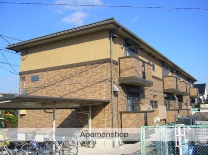 神奈川県大和市、南町田駅徒歩19分の築12年 2階建の賃貸アパート