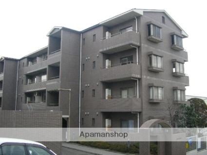神奈川県横浜市青葉区、長津田駅徒歩17分の築23年 4階建の賃貸マンション