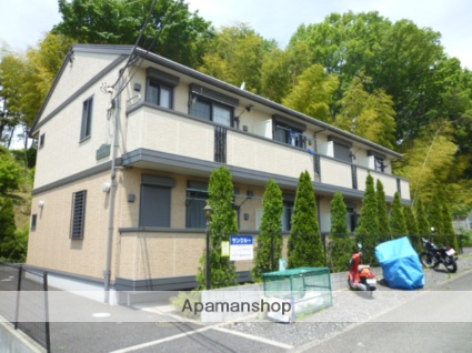 神奈川県横浜市青葉区、青葉台駅バス12分下奈良下車後徒歩5分の築9年 2階建の賃貸アパート