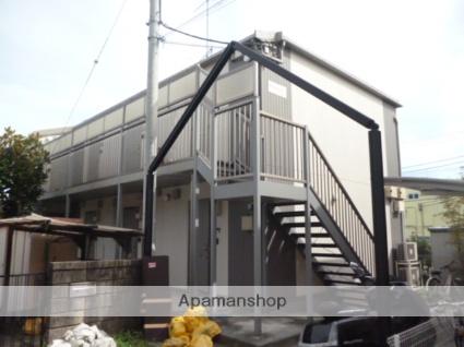 東京都町田市、町田駅バス10分町谷原下車後徒歩3分の築11年 2階建の賃貸アパート
