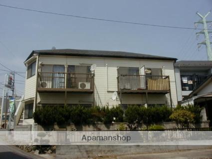 東京都町田市、成瀬駅徒歩12分の築25年 2階建の賃貸アパート