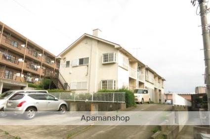 東京都町田市、成瀬駅徒歩13分の築25年 2階建の賃貸アパート