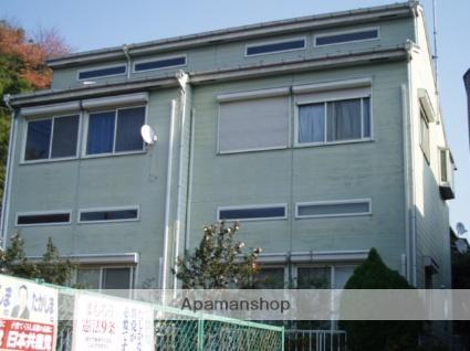 東京都町田市、柿生駅徒歩16分の築25年 2階建の賃貸アパート