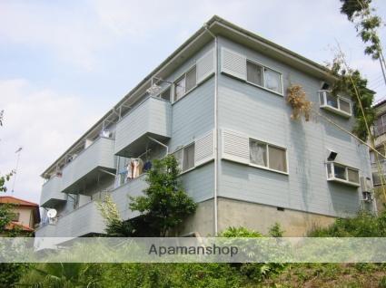 東京都町田市、玉川学園前駅徒歩8分の築23年 2階建の賃貸アパート