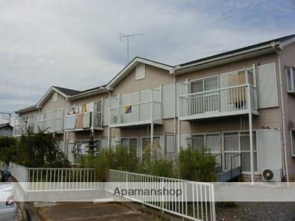 東京都町田市、柿生駅徒歩23分の築23年 2階建の賃貸アパート