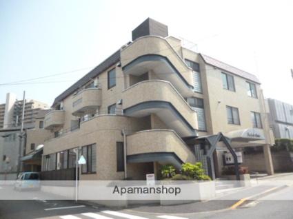 東京都町田市、成瀬駅徒歩15分の築28年 4階建の賃貸マンション