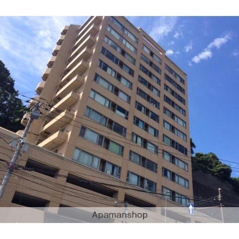 神奈川県横須賀市、横須賀駅徒歩6分の築10年 13階建の賃貸マンション