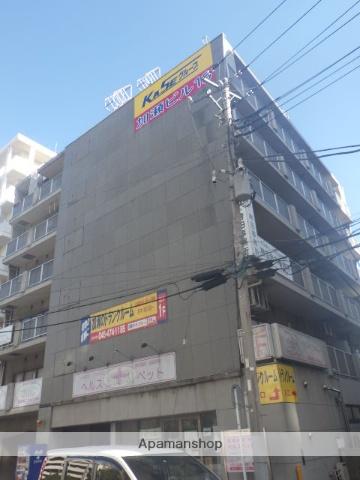 神奈川県横須賀市、汐入駅徒歩20分の築26年 9階建の賃貸マンション