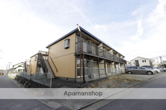 神奈川県横須賀市、衣笠駅徒歩31分の築32年 2階建の賃貸アパート