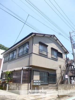神奈川県横須賀市、京急大津駅徒歩18分の築26年 2階建の賃貸アパート