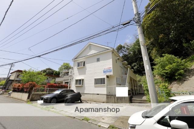 神奈川県横須賀市、京急大津駅徒歩26分の築26年 2階建の賃貸アパート