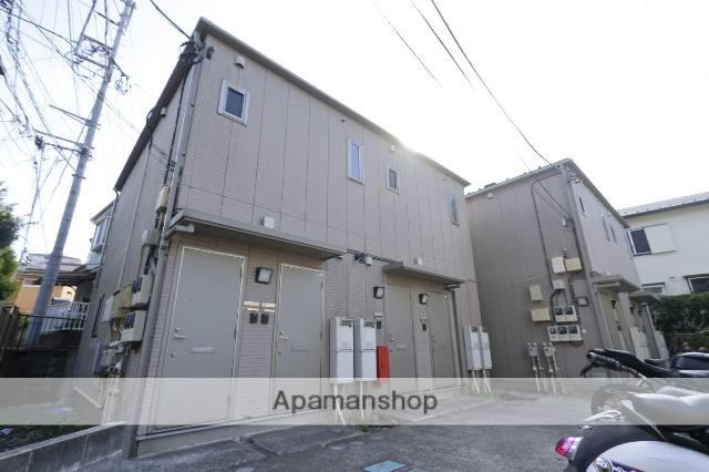 神奈川県横須賀市、横須賀中央駅徒歩25分の築11年 2階建の賃貸アパート