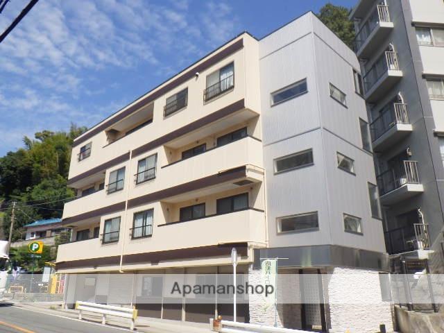 神奈川県横須賀市、田浦駅徒歩20分の築26年 4階建の賃貸マンション
