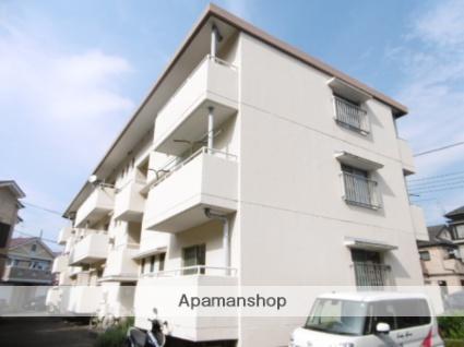 神奈川県横須賀市、久里浜駅徒歩19分の築36年 3階建の賃貸マンション